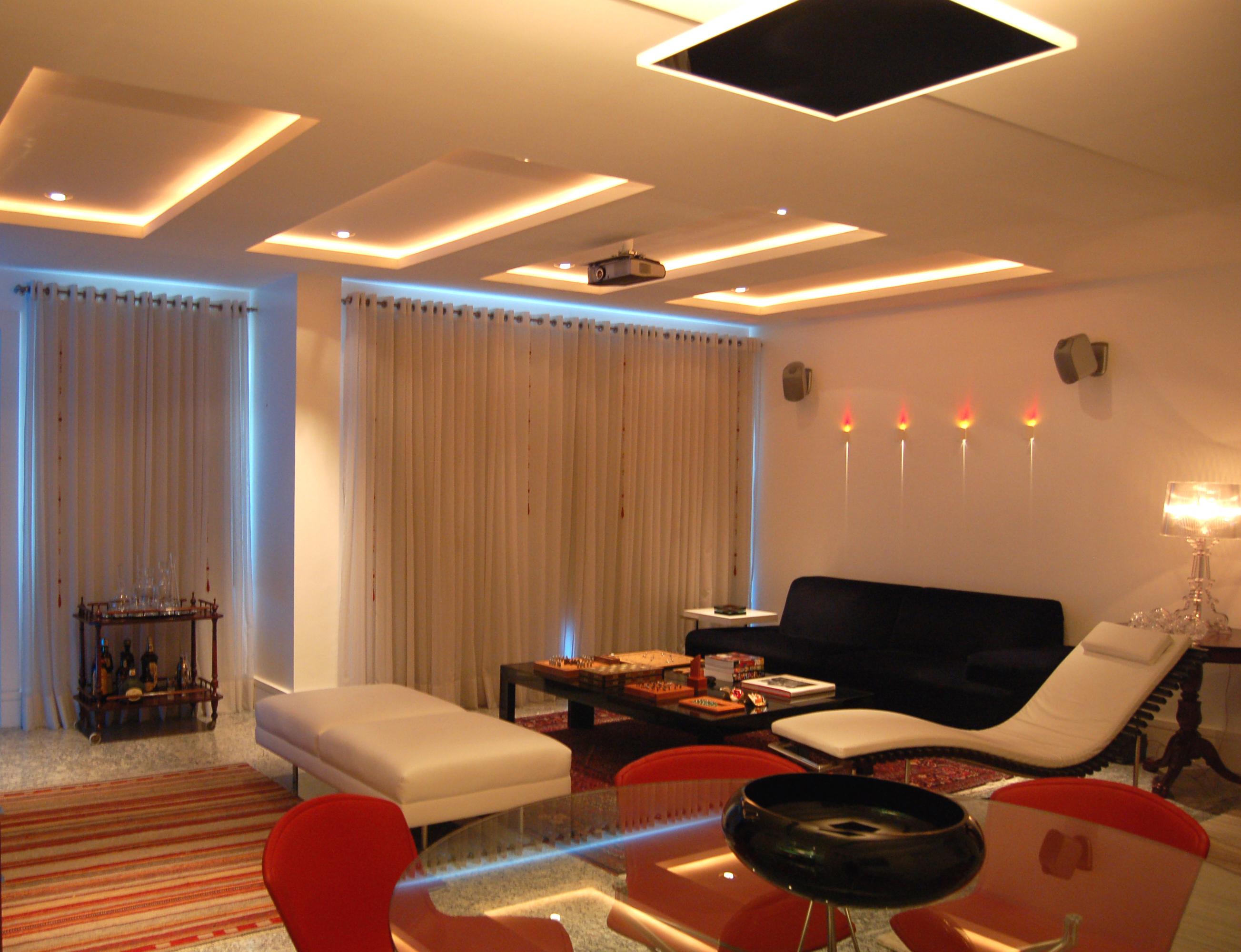 ilumina o de interiores. Black Bedroom Furniture Sets. Home Design Ideas